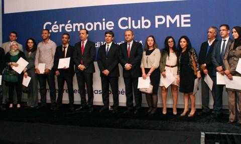 Club pme bmce bank maroc avril 2014