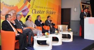 MASEN : Le Cluster Solaire lancé