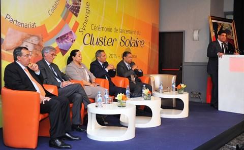 Conference masen maroc avril 2014