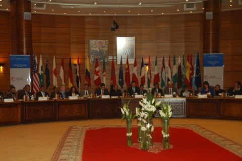 Forum global contre terrorisme rabat avril 2014