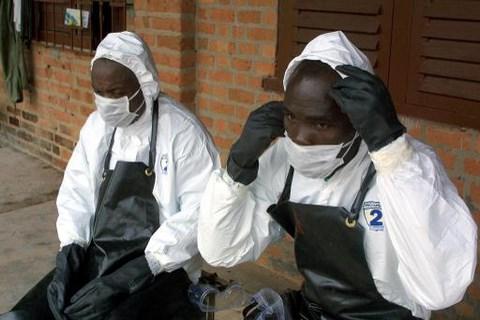 Guinee epidemie ebola