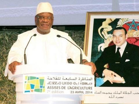 Ibrahim Boubabakar Keita President Mali