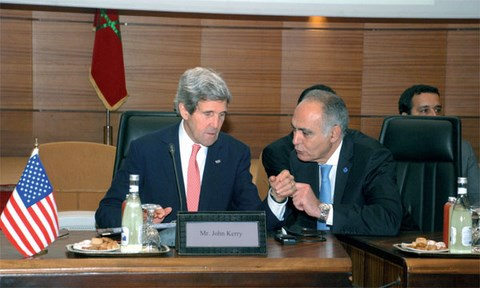 John kerry salaheddine mezouar