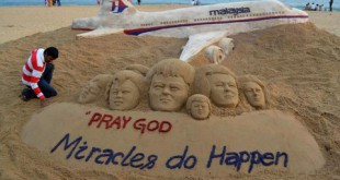 Vol Malaysia Airlines : L'incroyable mystère