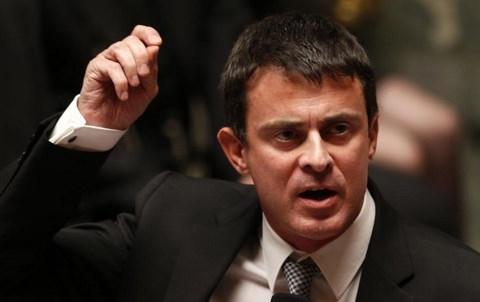 Manuel Valls 2014