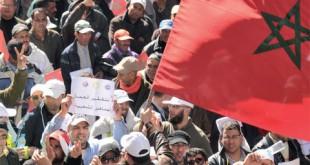 Syndicats : Une marche-répétiton, avant le 1er Mai ?