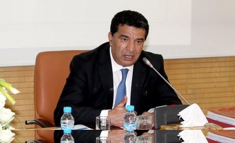 Mobdie ministre modernisation de l administration maroc 2014