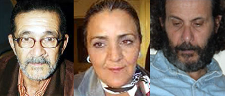 Mustapha Zaari Fatima Harandi Saadallah Abdelmajid
