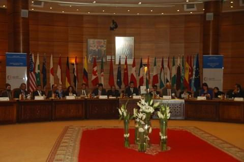 Rabat lutte contre le terrorisme mars 2014