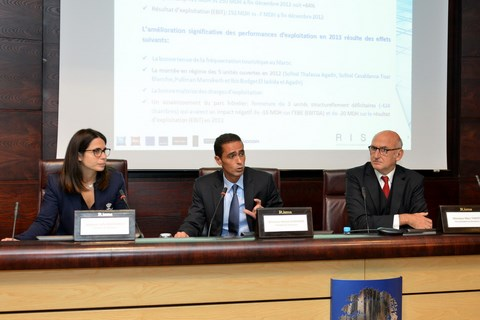 Risma management maroc 2014