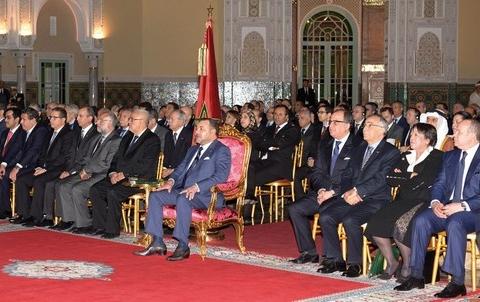 Roi MohammedVI lance projet Wissal Casablanca avril 2014