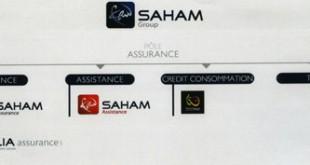 Saham : Rebranding général du groupe