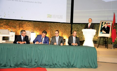 Signature conventions assises agriculture 2014