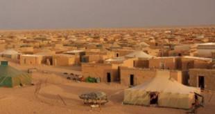 Inédit à Tindouf : Des tracts en faveur de l'autonomie