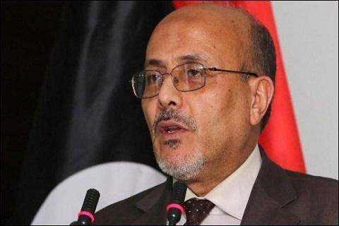 Ahmed miitig premier ministre libye