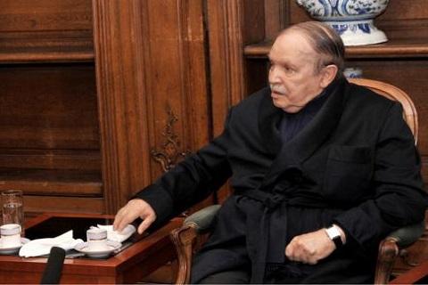 Bouteflika presidentielle avril