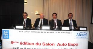 9ème édition du Salon Auto Expo : La fête commence le 8 mai