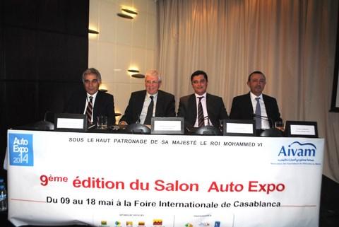Conference auto expo 2014