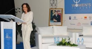 Women's tribune 2014 : régionalisation parité