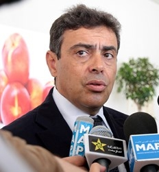 Jawad Chami commissaire siam