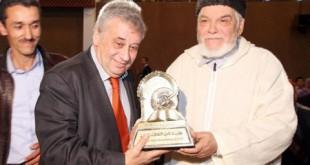 Le Prix international de Fès pour la créativité à Jéronimo Paez Lopez