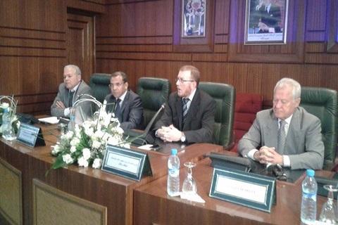 Ministre boulif et paul lafargue seminaire securite routiere