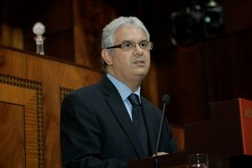 Nizar Baraka Conseil economique