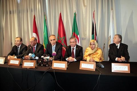 Uma 32eme session conseil ministres des affaires etrangeres maroc