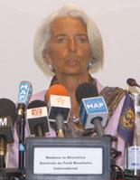 lagarde FMI 2014