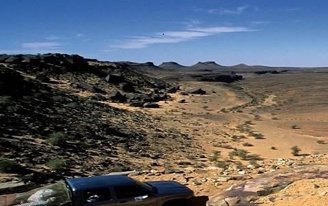 Afrique cimetiere automobile