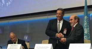 CAM : Engagement aux côtés de la FAO