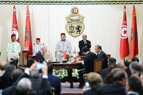 Conventions maroc tunisie juin 2014