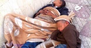 Reportage : Comment vivent les SDF au Maroc ?