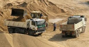 Maroc : Exploitation des sables, légale et illégale…