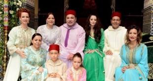 SAR le Prince Moulay Rachid se marie