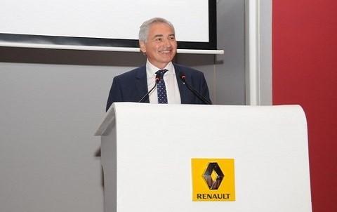 Jacques prost directeur general renault maroc 2014