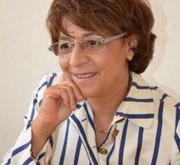 Ouafa Hajji, Présidente de l'Internationale socialiste des femmes