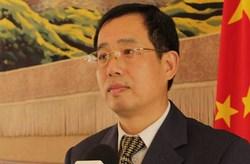 Sun shuzhong ambassadeur chine