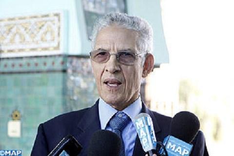 ministre Lahcen Daoudi