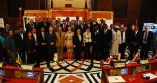 Carrefour des idées : Biadillah face aux diplomates