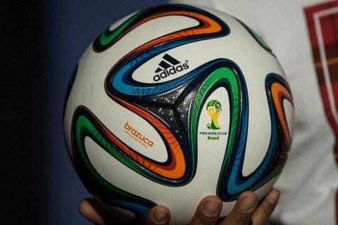 Ballon mondial 2014