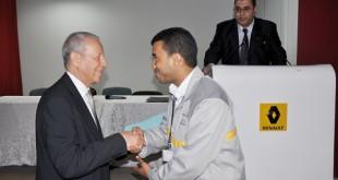 Renault : Un «BAC PRO» à Tanger-Med