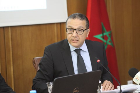 Boussaid ministre finances maroc