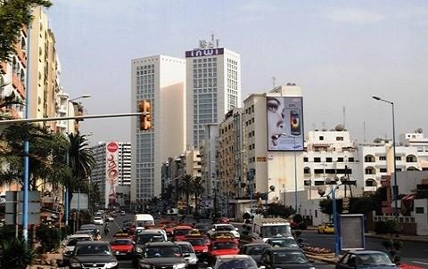 Casablanca ville propre