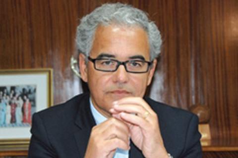 Jaouad Hamri dg office des changes maroc
