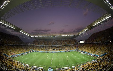 Mondial 2014 bresil