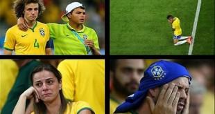 Mondial 2014 : Bilan des 1/4 de finale