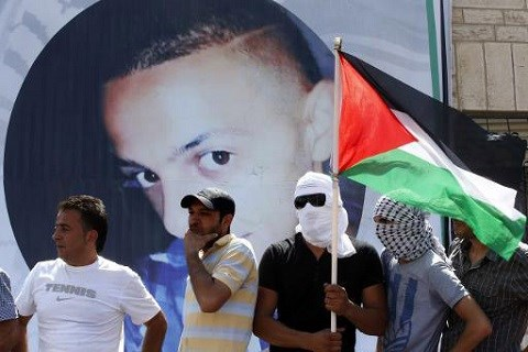 Palestine juillet 2014