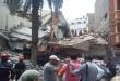 Effondrement trois immeubles casablanca bourgogne