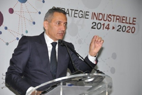 Moulay hafid elalamy ministre industrie